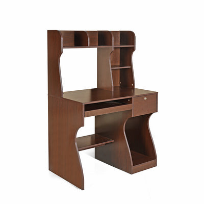Miguel Study Table (Brown)