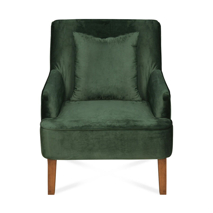 Molly Arm Chair (Green)