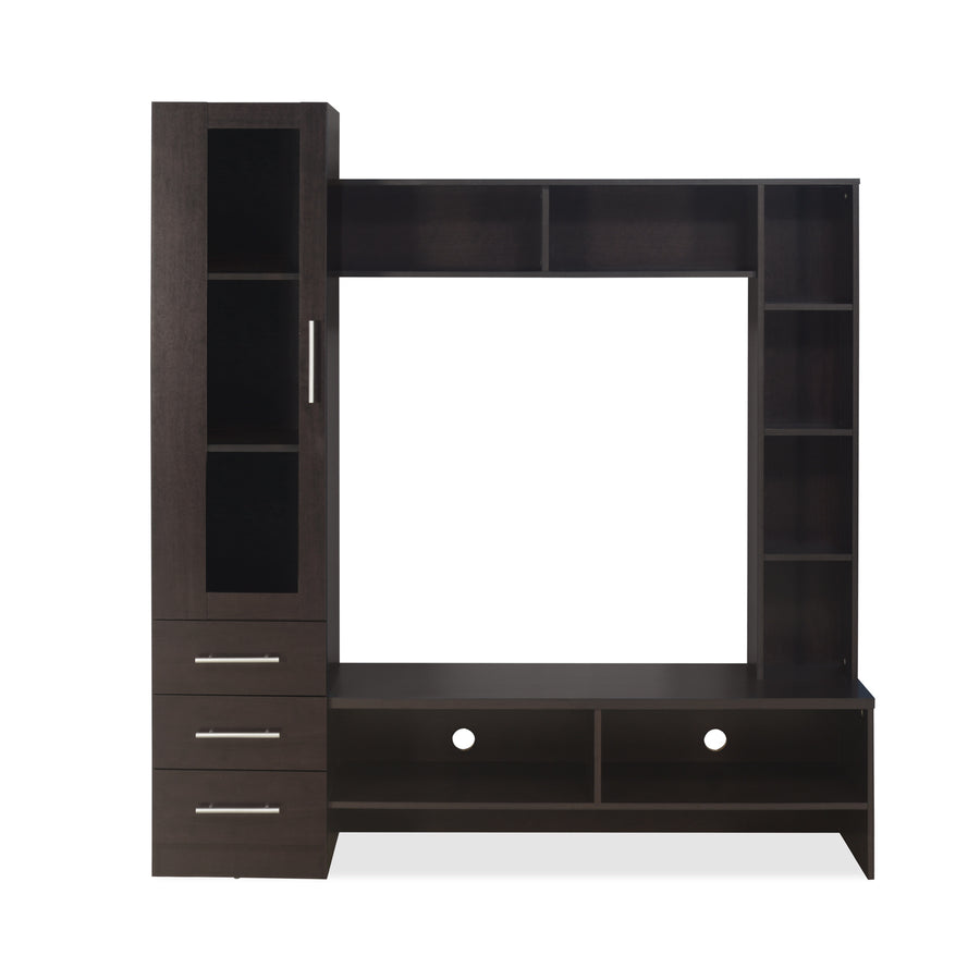 Monark Wall Unit (Cappucino)