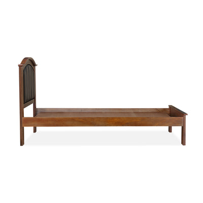 Morgan Single Bed Without Storage (Antique Cherry)