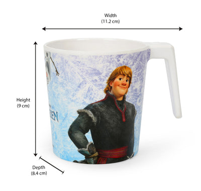 Laura Frozen 280 ml Large Mug (Multicolor)