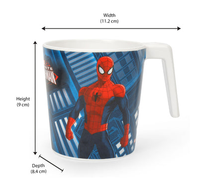 Laura Spiderman 280 ml Large Mug (Multicolor)
