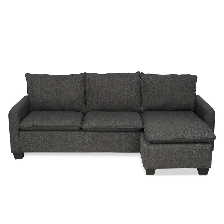 Napster Reversible Lounger Sofa (Grey)