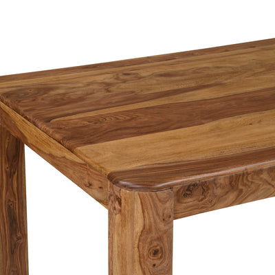 New Granada Eight Seater Dining Table (Natural Walnut)