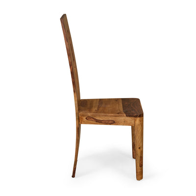 New Granada Dining Chair (Natural Walnut)
