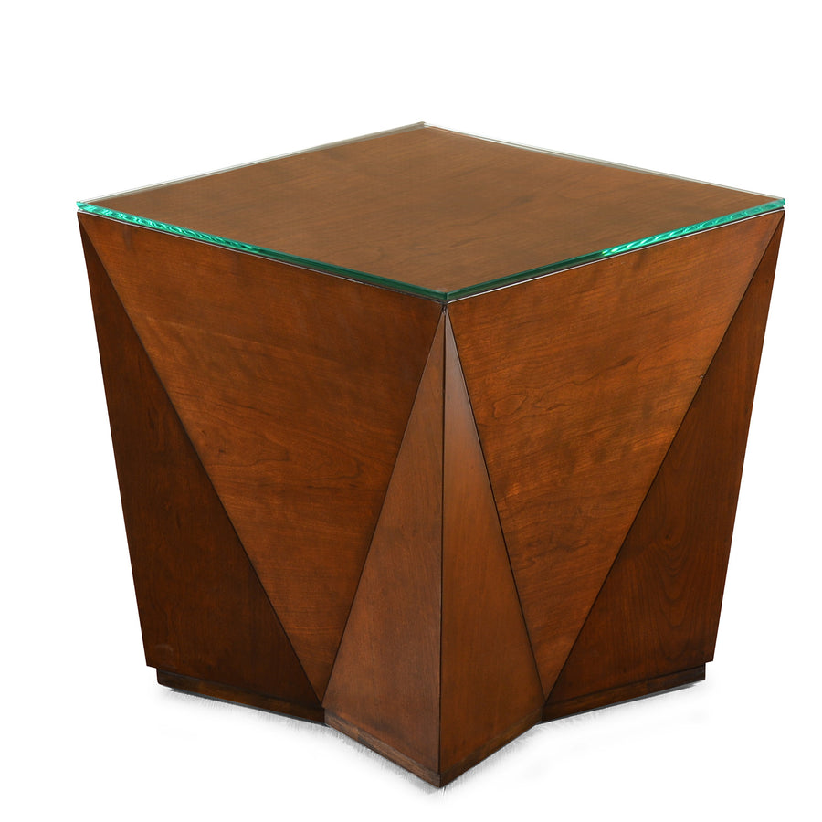 Nixon Side Table (Antique Cherry)