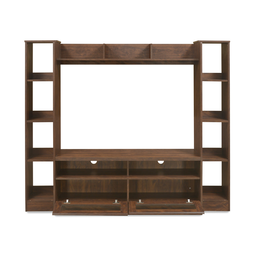 Nyle Wall Unit (Walnut)