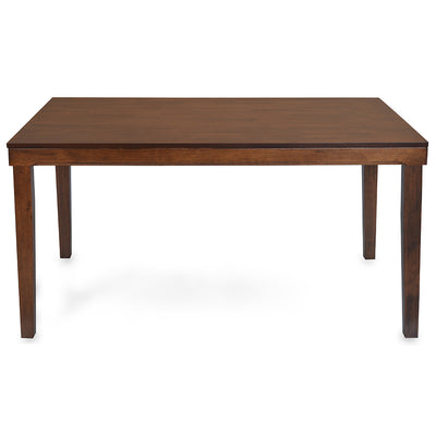 Olenna Dining Table Six Seater (Walnut)
