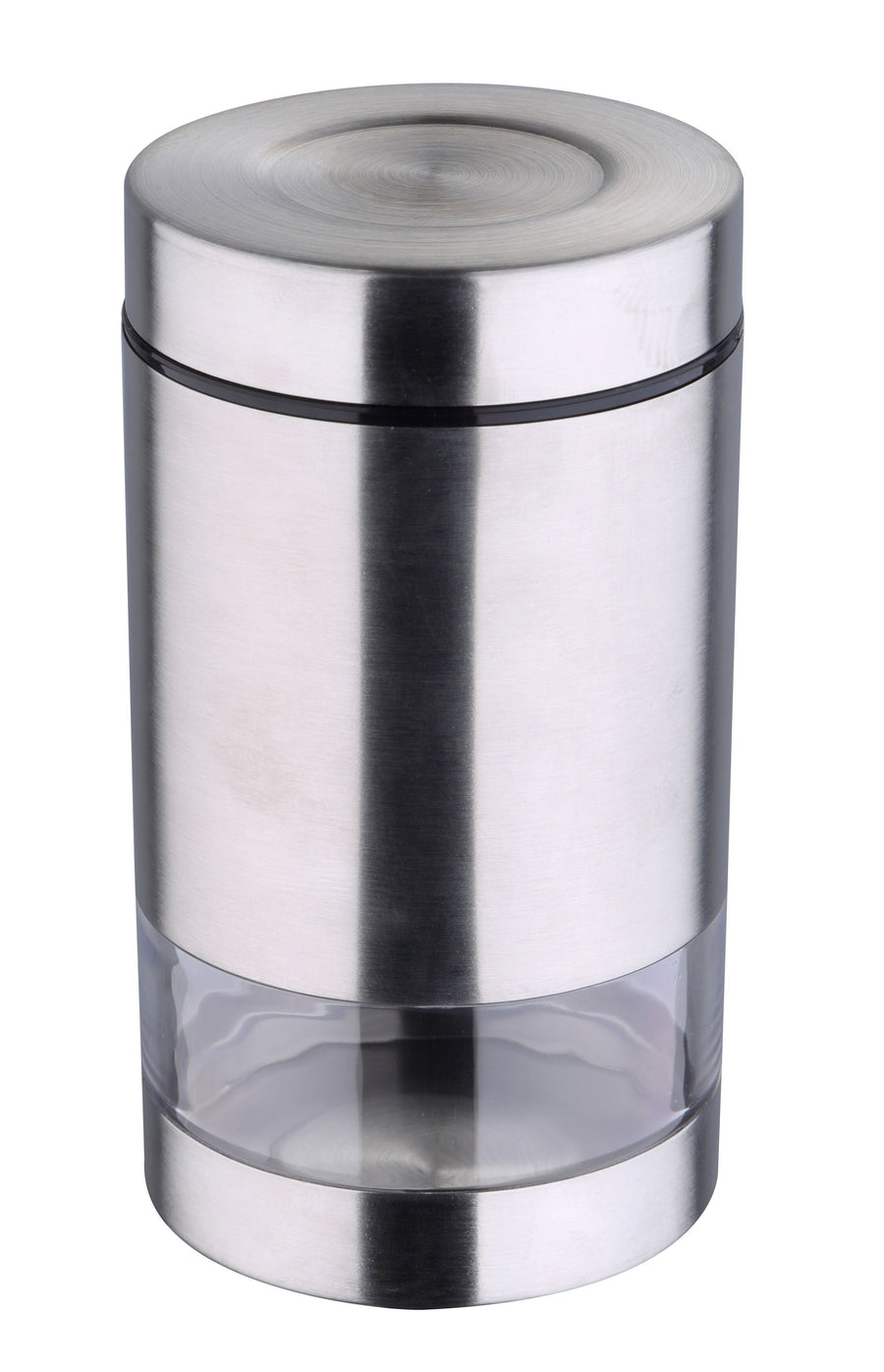 Canister 350 ml Stainless Steel (Silver)