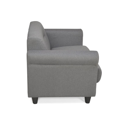 Pashe Two Seater Sofa (Grey)