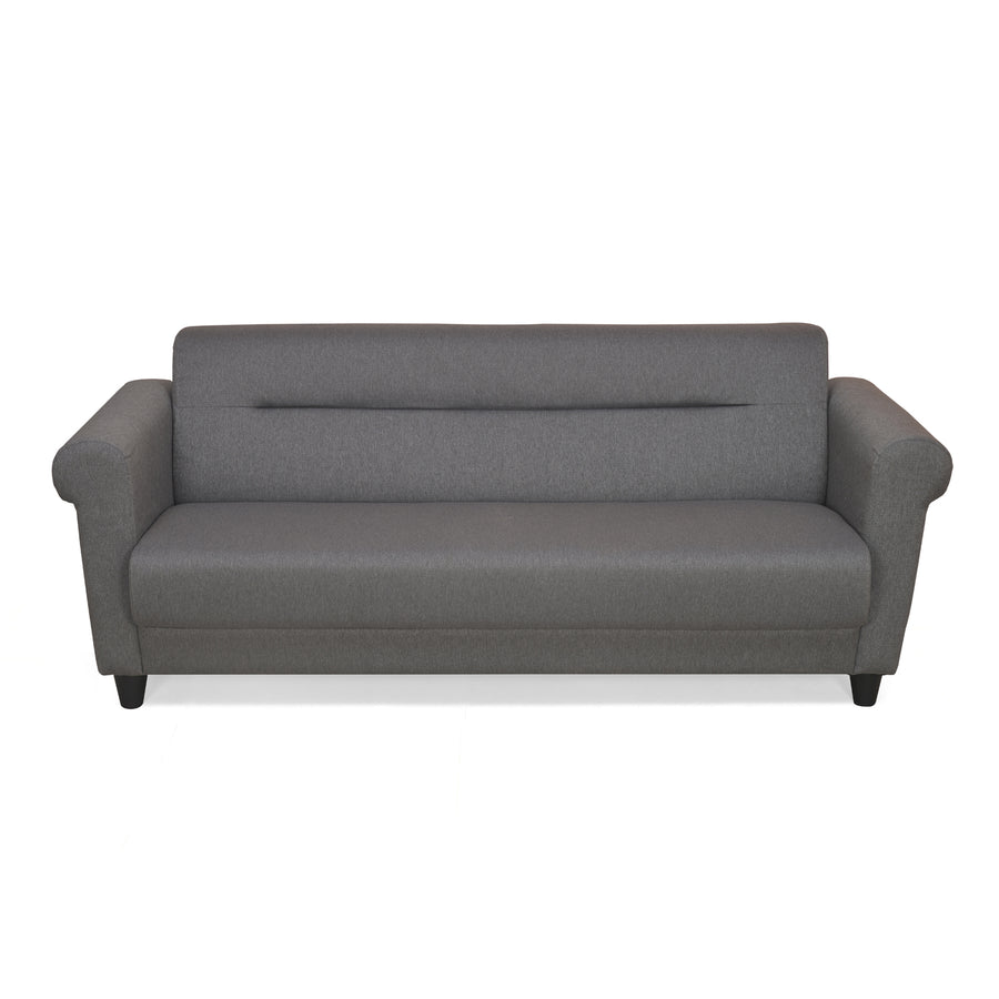 Pashe Three Seater Sofa (Grey)