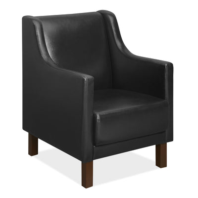 Porto Occasional Chair (Black)