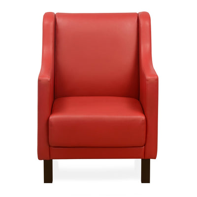 Porto Occasional Chair (Red)