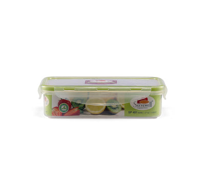 Rectangular Container 800 ml (Green)
