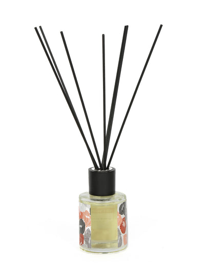 Tangerine Bliss 150 ml Reed 2 Pieces Diffuser Set (Orange)