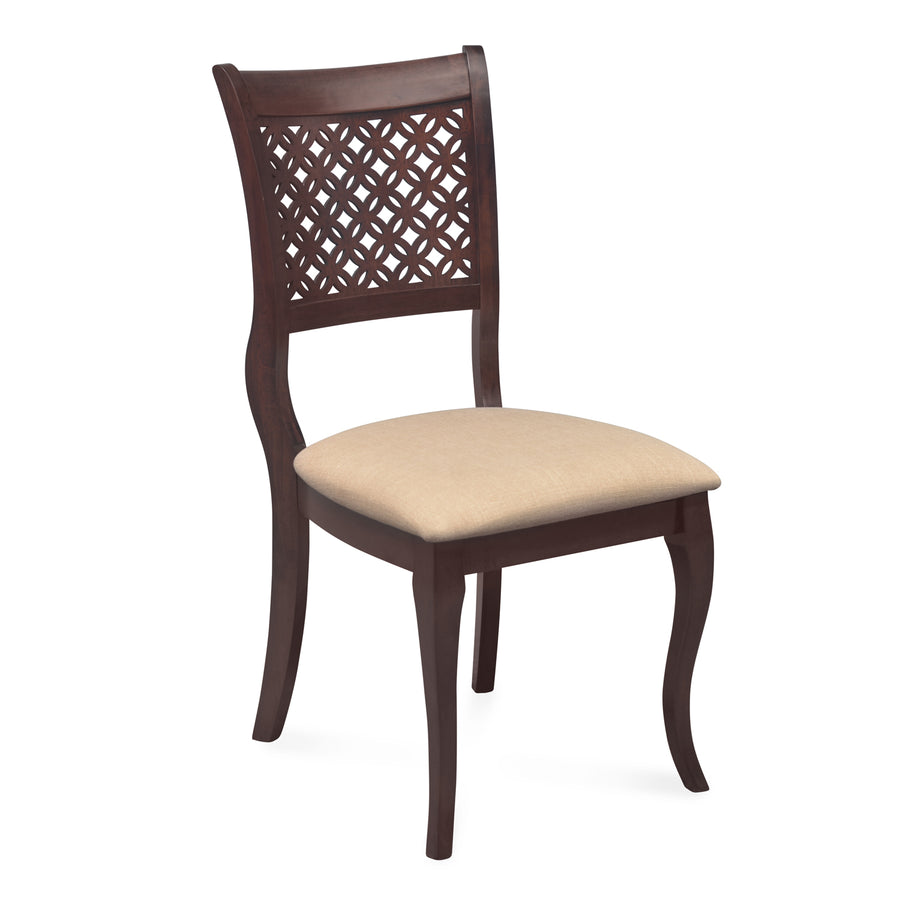 Richard Dining Chair (Dark Walnut)