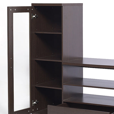Roger Wall Unit (Walnut)
