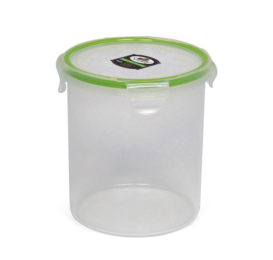 Round Container 1.4 Litre (Green)