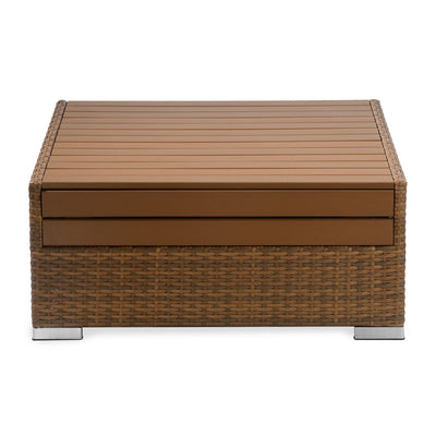 Rover Garden Table (Tan Brown)