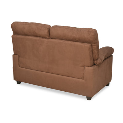 Sabrina 2 Seater Sofa (Brown)