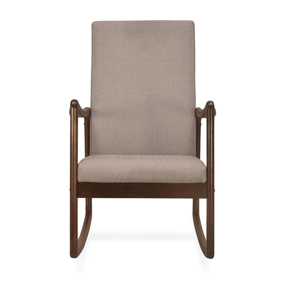 Sawyer Rocking Chair (Brown)