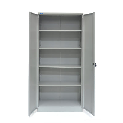 Nilkamal Shelly Office Aisle Storage (Grey)