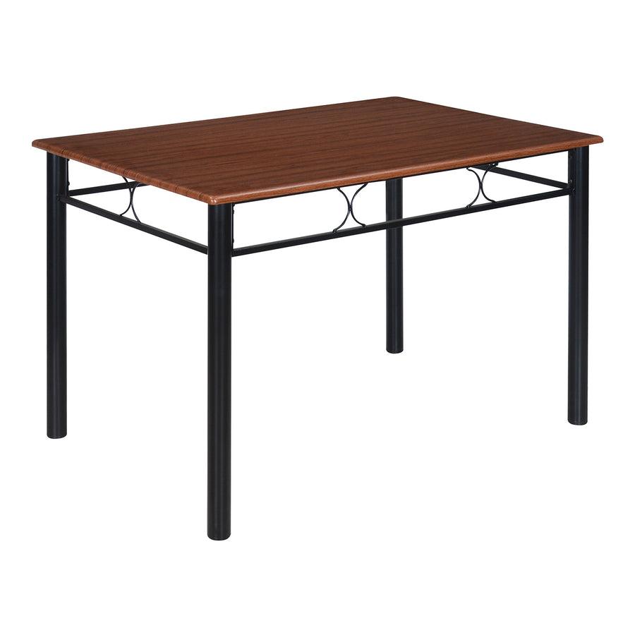 Sidney Four Seater Dining Table (Black)