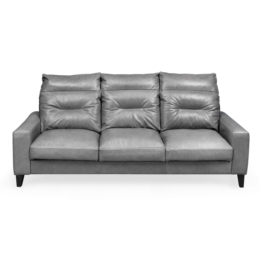 Silvia Three Seater Sofa (Grey)