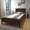 Cipher Single Bed Without Storage (Espresso)