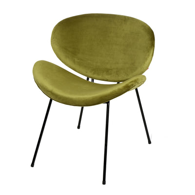 Smile Occassional Chair (Olive)