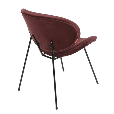 Smile Occassional Chair (Purple)