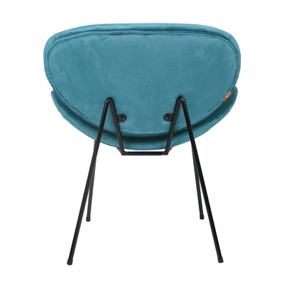 Smile Occassional Chair (Sea Blue)