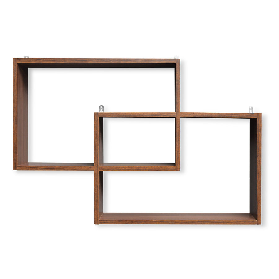 Sofia American Wall Shelf (Walnut)