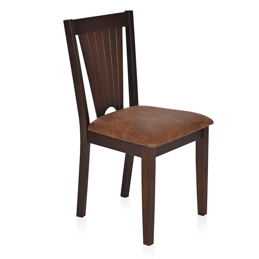 Spectrum Dining Chair with Cushion (Antique Cherry)