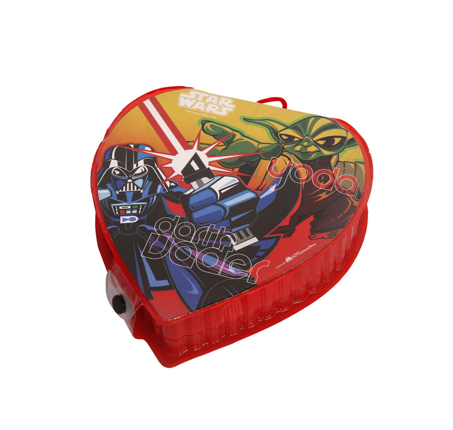 Starwar Heart 26 Pieces Stationery Set (Multicolor)