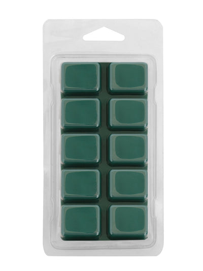 Deep Evergreen Tarts Set of 10 (Emerald)