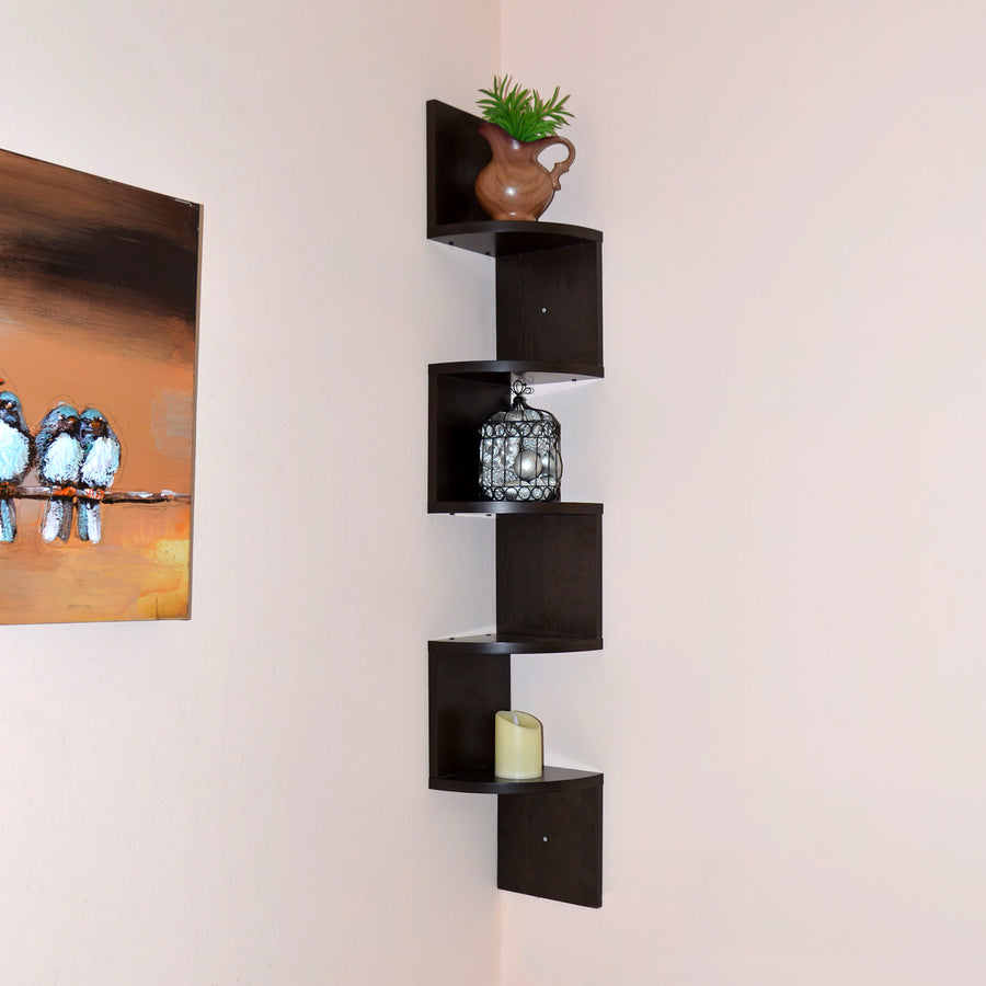 Teatro Wall Shelf (Wenge)