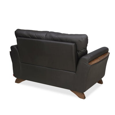 Theo Two Seater Sofa (Brown)
