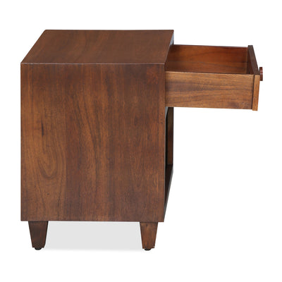 Trellis Night Stand ( Cherry)