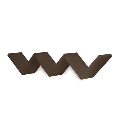 Trigon Wall Shelf (Wenge)