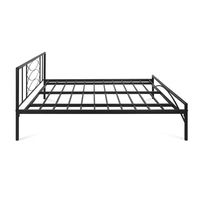 Ursa King Bed Without Storage (Black)