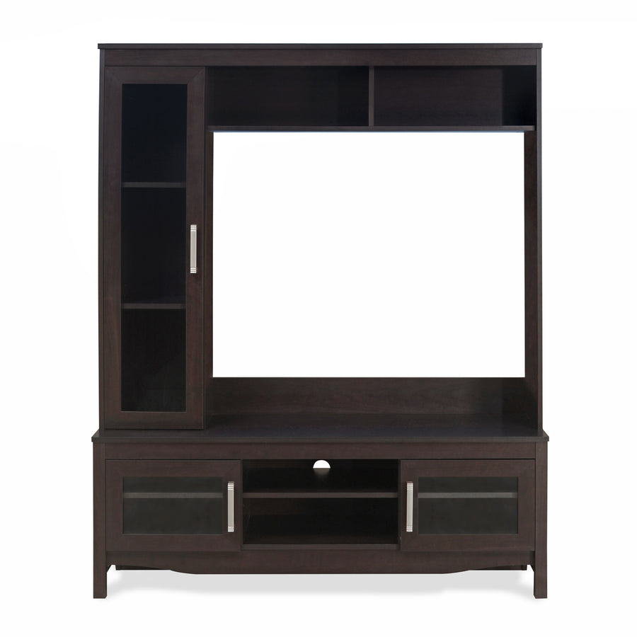 Verner Wall Unit (Cappucino)