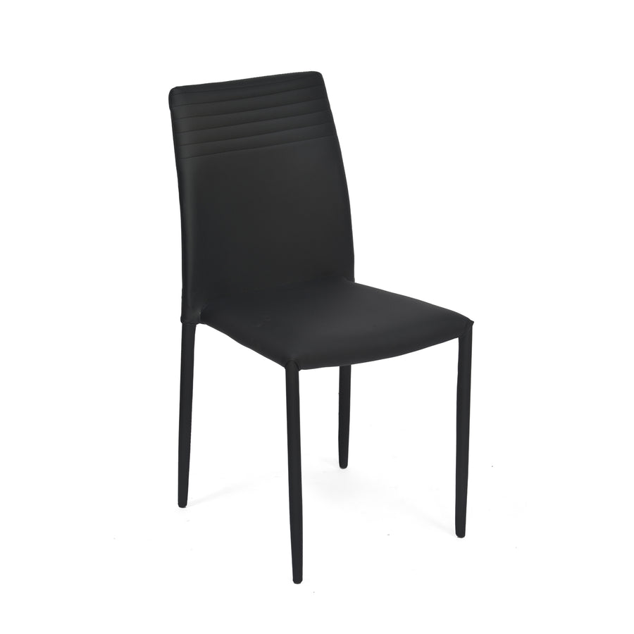 Vivian Dining Chair (Black)
