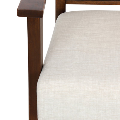 Zinnia Occassional Chair (Beige)