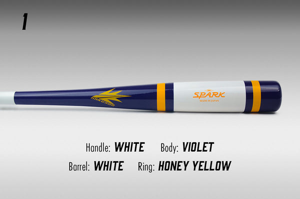 Team color fungo bat