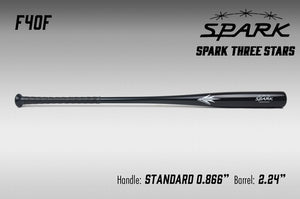 Spark Three Star Fungo (FRP) -Black-
