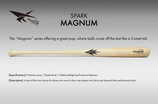 Spark Magnum H110 Maple Wood Bat
