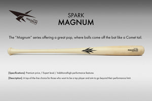 Spark Magnum H271 Maple Wood Bat