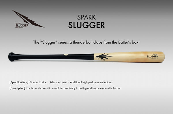 Spark Slugger H110 Maple Wood Bat