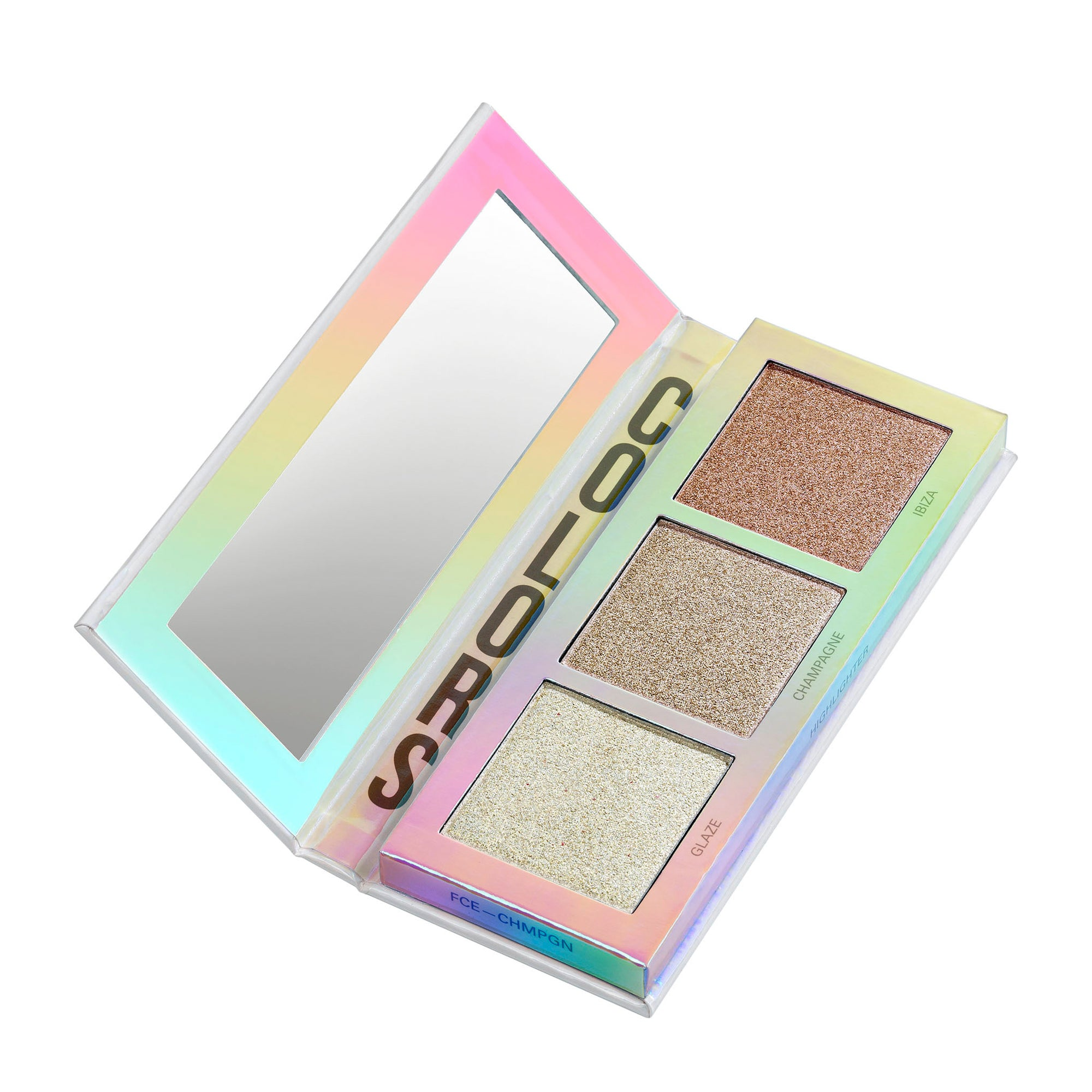 Highlighter Palette Face-Glow – Champagne